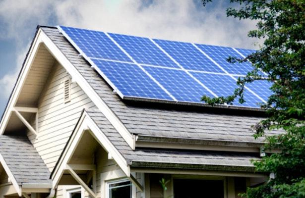 Avtal om elleverans från solpaneler